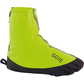 GORE WEAR C3 Gore-Tex Light Overshoes neon yellow